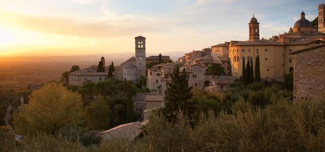 Assisi Sunset