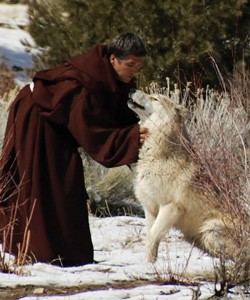 St. Francis and the Wolf of Gubbio - Donation