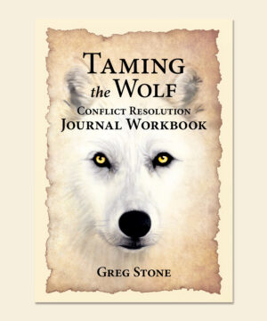 Taming the Wolf Journal Workbook