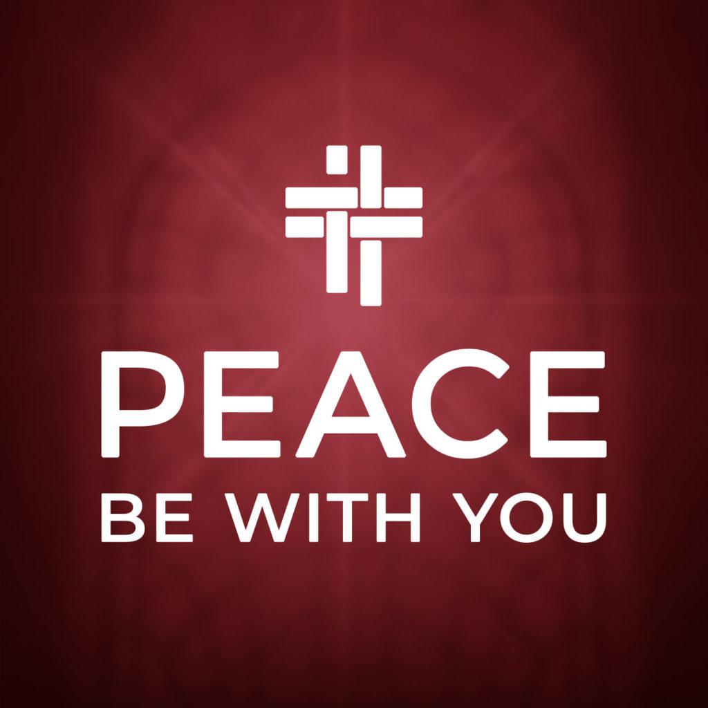 Peace Be With You Podcast Artwork