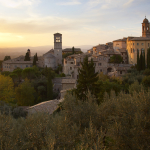 Assisi Landscape | Assisi Landscape | Franciscan Peacemaking