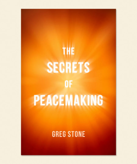 The Secrets of Peacemaking Paperback