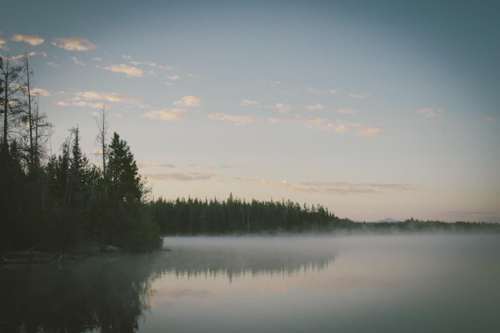 Silence Lake | Franciscan Peacemaking